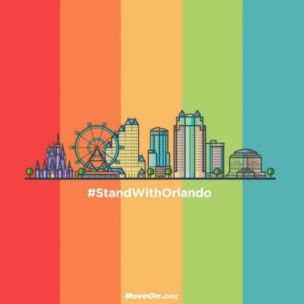 Stand With Orlando